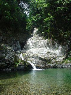 2005/06/05 長瀬峡2