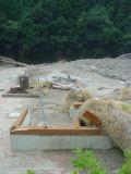 河山のトイレ