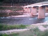 北河内の橋の下
