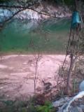 小郷の河原