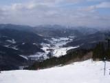 猫山からの景色
