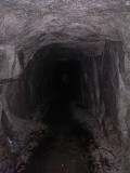 石のトンネル