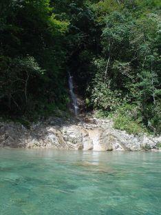 宇佐川の滝
