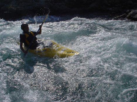 Oさんサーフィン