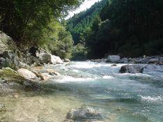 宇佐川渓谷