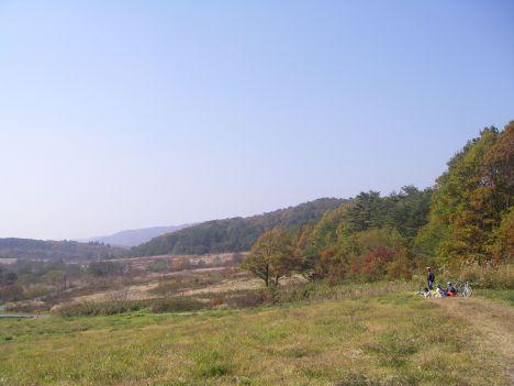 高原の景色
