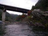 錦川の上流部