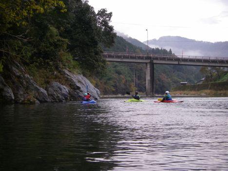 錦川の上流の上流