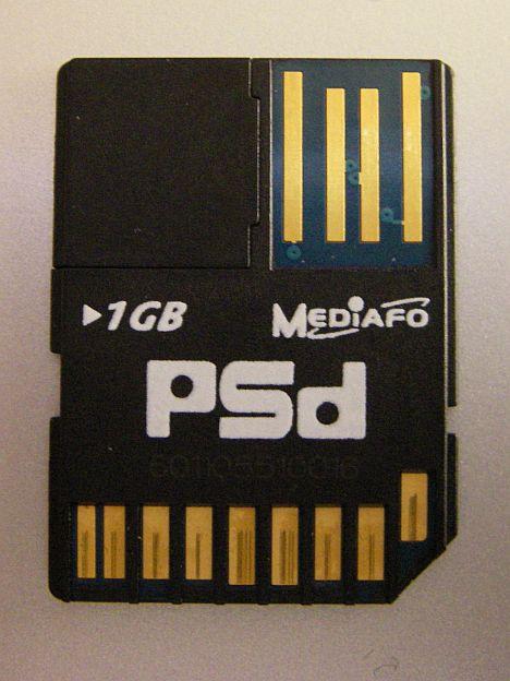 PSd SDカードが・・・
