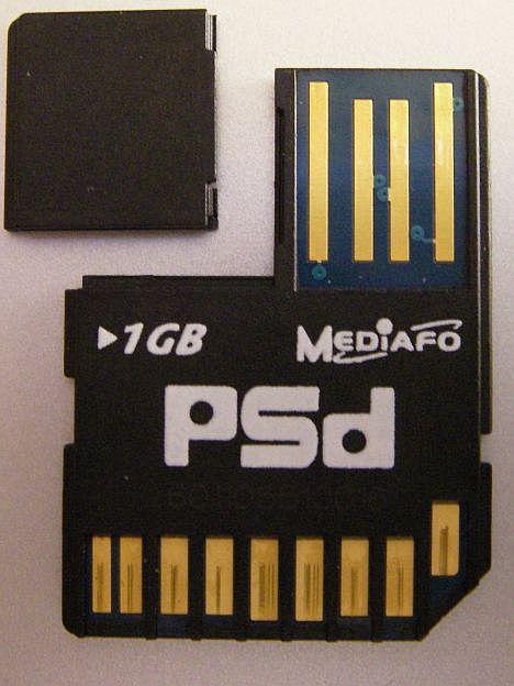 PSd USBメモリに!