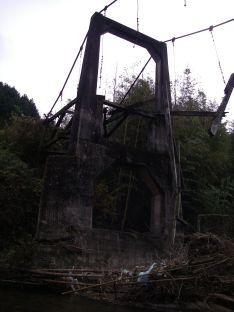 かつての橋