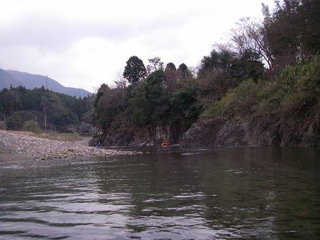 錦川の片鱗