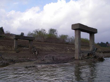橋のかけら