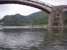 錦帯橋へGo!