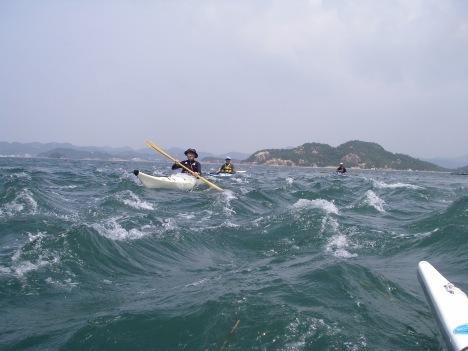 汐見島探検ツアー