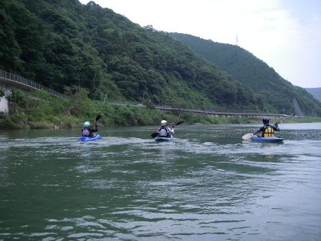 広い広い錦川