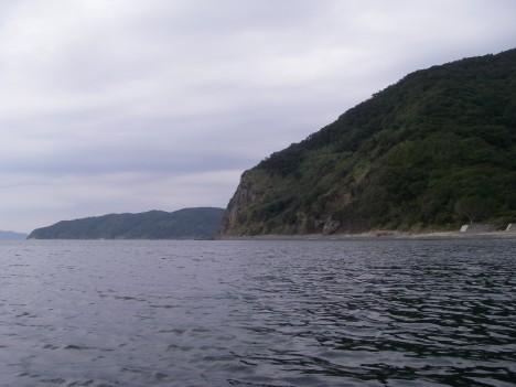 あの岬を越えると