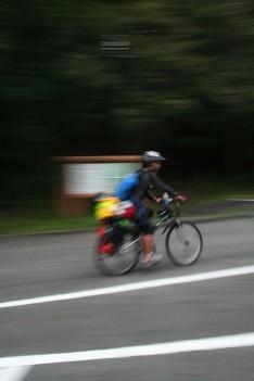 はじめての自転車旅