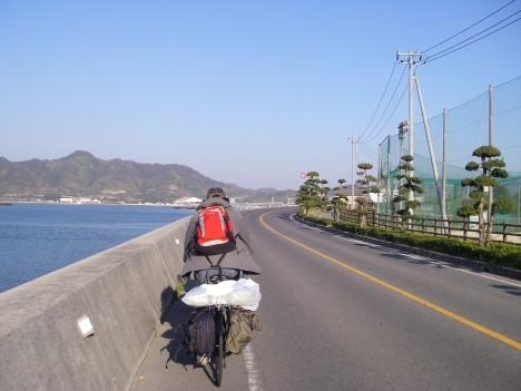 生口島を行く