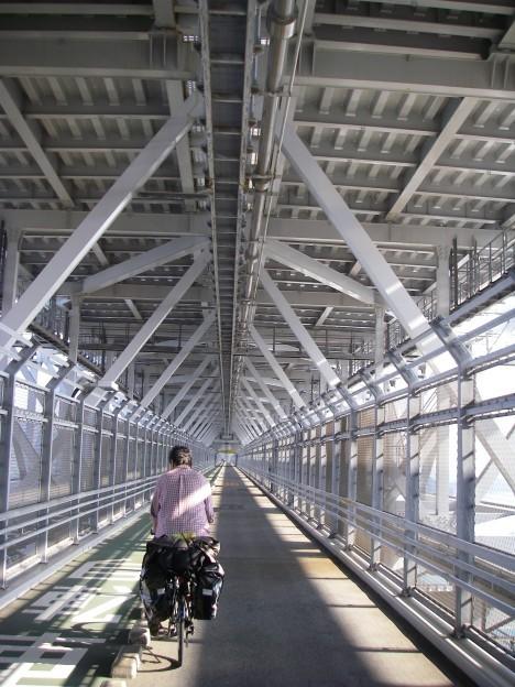 因島大橋の中身