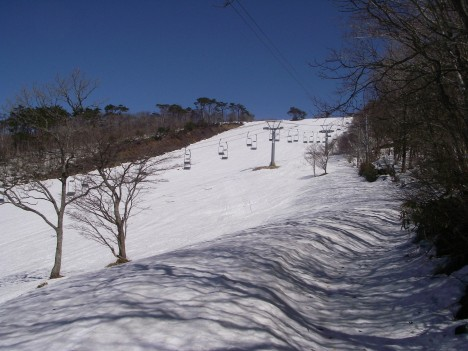 終了したスキー場
