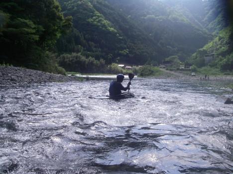 メコン川かと思いきや