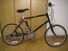 自転車の 無印良品 自転車 : 無印良品 20型クロモリ自転車 ...