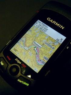 GARMIN Edge 705