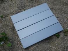 quickson outdoor products マイクロアルミスノコ