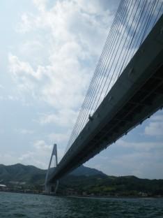 9/20 弓削島~生口島シーカヤックツーリング