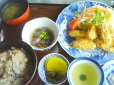 安芸津の牡蠣