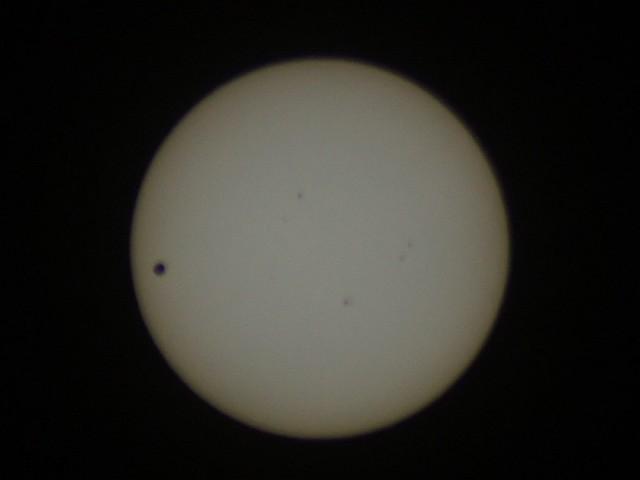 6/6 金星太陽面通過