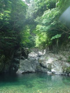 2005/06/05 長瀬峡1