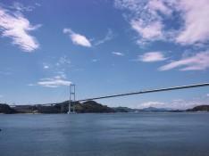 大久野島~馬島サイクリング