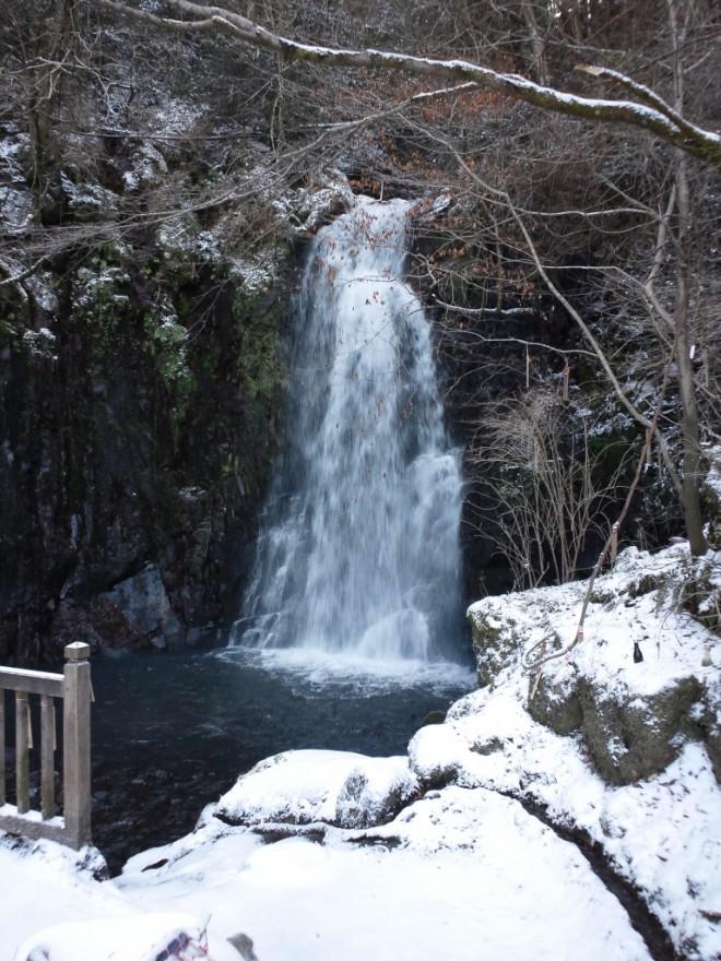 九酔渓天狗の滝