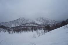 3/31 野伏ヶ岳