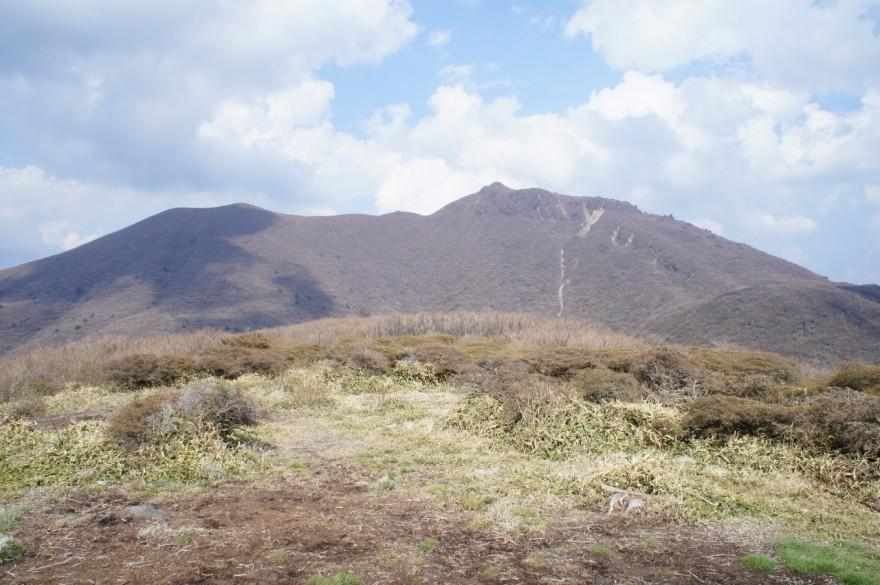 立中山から大船山
