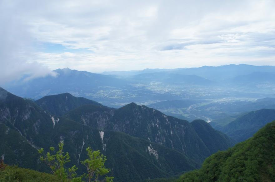 黒戸山・日向山そして八ヶ岳
