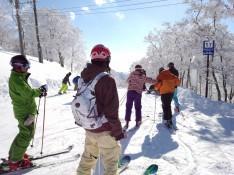 2/22-24 野沢温泉スキー場