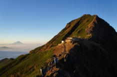 9/29 八ヶ岳 day2